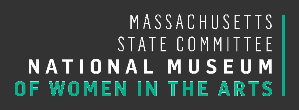 Massachusetts State Committee of the National Museum of Women in the Arts Logo